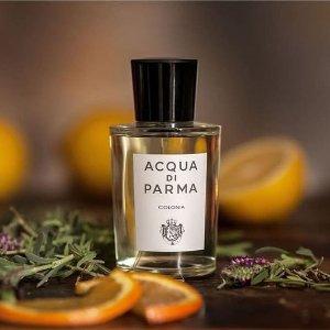 6.2折起 地中海系列沐浴$44Acqua Di Parma 洗护专场 把香水带进被窝里