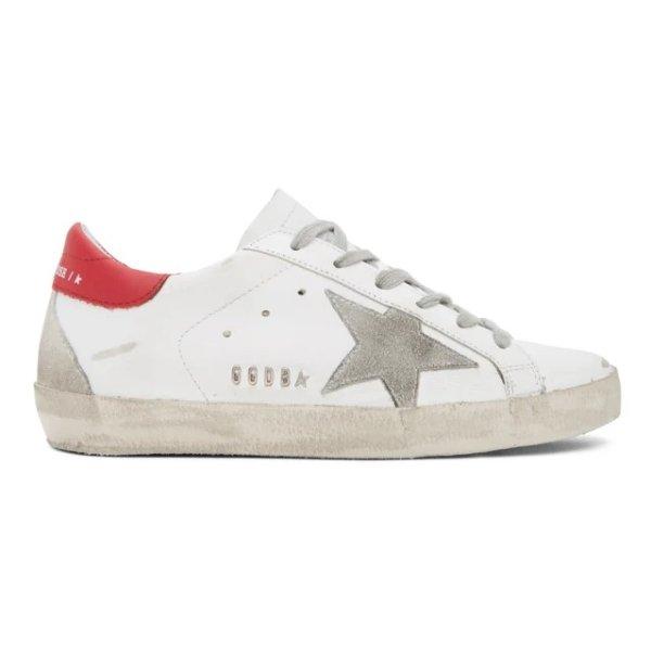 Superstar 女士小脏鞋