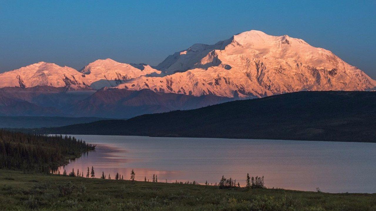 【阿拉斯加国家公园详细攻略】(五) Denali/迪纳利国家公园北美最高峰