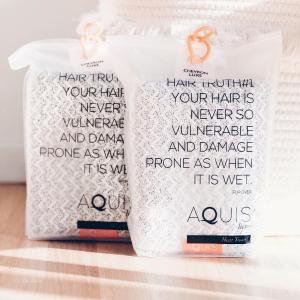 Aquis Original Microfiber Hair Towel