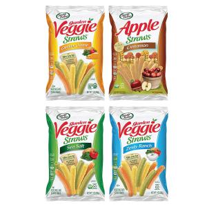 Sensible Portions 4种口味蔬菜空心薯条 1oz 24包