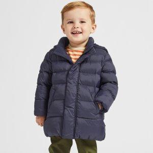 Uniqlo婴儿、幼童保暖外套,多色选