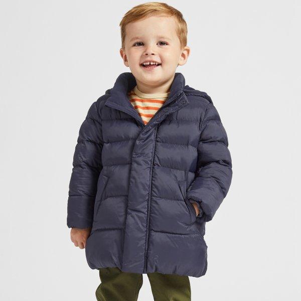 婴儿、幼童保暖外套,多色选