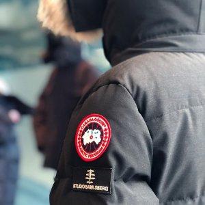 低至5折+ 全球免邮Canada Goose 加鹅专场,HyBridge羽绒夹克$325,远征款$906