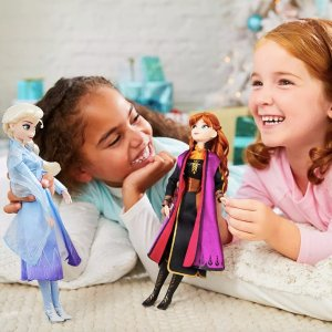 Up to 50% Off + Extra Up to 30% OffExtended: shopDisney Just-in Forzen 2 Royal Costumes, Toys, Accessories and More Sale
