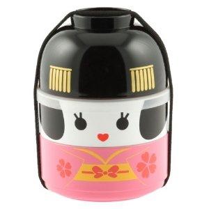 $12.73Kotobuki可爱艺妓娃娃便当盒(日本制造)