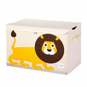 3 SproutsToy Chest - Lion