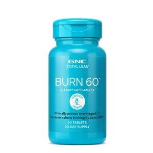 6折GNC Total Lean™ Burn 60 减脂配方 脂肪克星