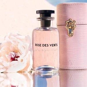 香水、爱心零钱包等你收【Louis Vuitton 情人节送礼指南】渐变爱心限定款来啦