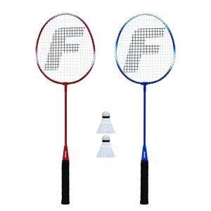 Franklin Sports 双人羽毛球拍+球四件套促销