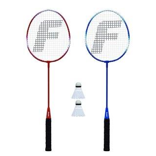 $14.75Franklin Sports 双人羽毛球拍+球四件套促销