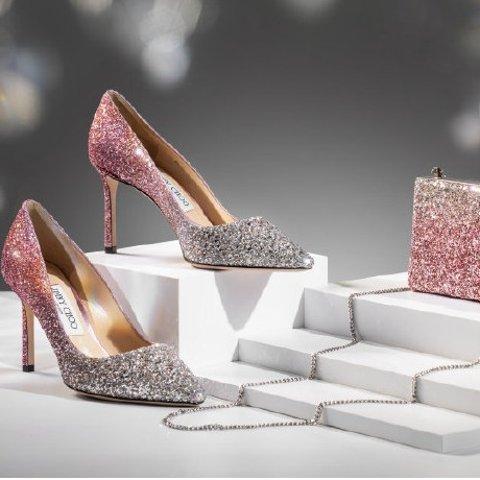 水晶鞋必须收了比黑五低:Jimmy Choo 官网再次降价史低4.5折大促 飞速断码中!加入不少新款