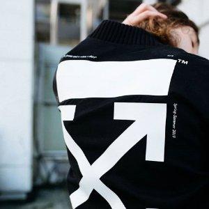 满额享8折 饰品超值入Off-White全线潮品 经典箭头卫衣、潮鞋热卖 SWAG全场