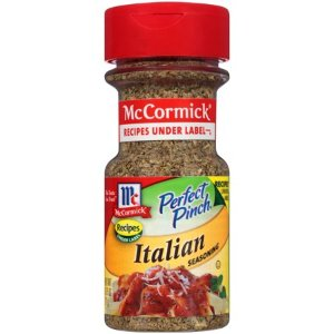 McCormick Perfect Pinch Italian Seasoning, 0.75 Oz - Walmart.com
