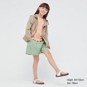 Uniqlo女童短裤