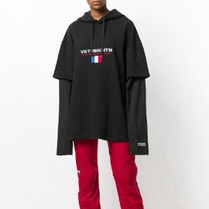 Up to 40% off + Extra 15% offVetements Sale @ TESSABIT