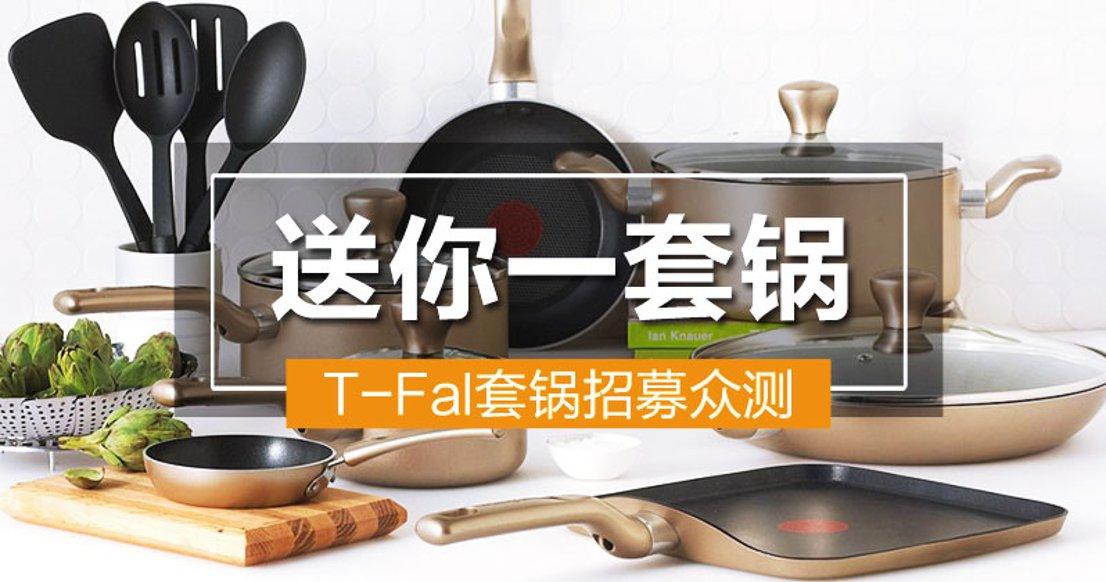 法国畅销品牌T-fal 14件豪华套锅