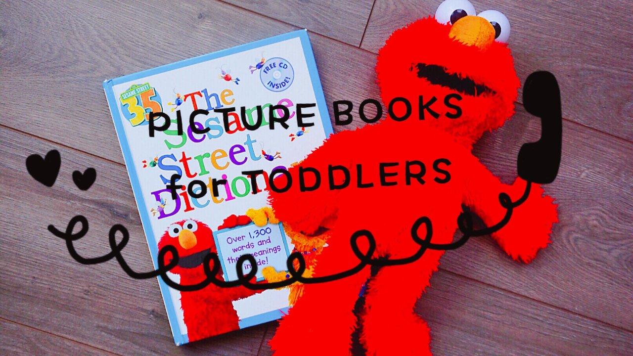 推荐给小Toddler的十个绘本系列