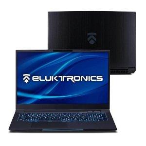 $1699 送鼠标+RGB鼠标垫Eluktronics 17.3吋游戏本 (i7-9750H, 2080, 16GB, 512GB)