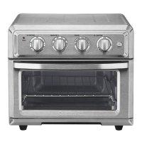 Cuisinart 二合一空气炸锅烤箱