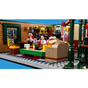 $119(原价$129)补货:LEGO 乐高 IDEAS系列 老友记 中央咖啡馆 (21319)