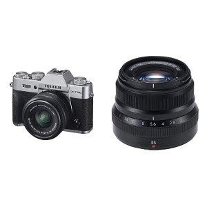 $1099.90Fujifilm X-T30 Camera (Silver) + XC15-45mm & XF35mmF2 R WR Lenses