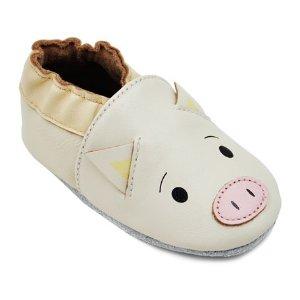 额外最高5折  $14收封面婴儿鞋Neiman Marcus Last Call 儿童商品热卖
