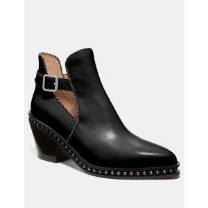 CoachPipa踝靴