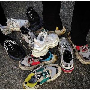 最高立减€500+包税直邮中国Balenciaga 服鞋变相低至7.5折热卖,收老爹鞋、BB链条包