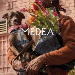 变相2.4折起 €72起就收!Medea 最火纸袋包全场热卖 时尚达人都在背 来get热巴同款