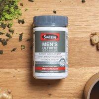 Swisse 男士每日复合维生素,50粒