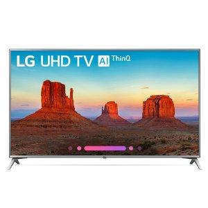 $2297, 立省$2200+免费$300礼卡LG 86吋 4K 超高清智能电视 86UK6570AUA