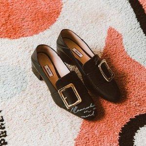 6折起 £258收陈妍希同款穆勒鞋即将截止:Bally官网私密大促上线 网红乐福鞋必备