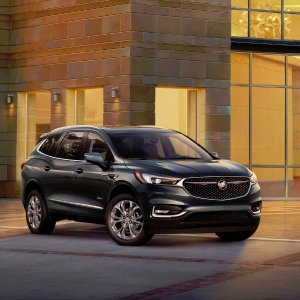 Redesigned Flagship2018 Buick Enclave