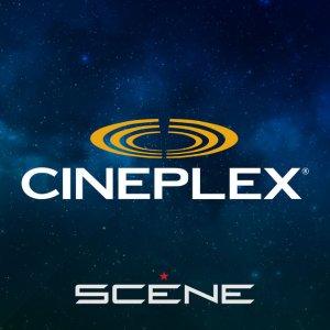 仅需$2.99Cineplex 每周六 家庭电影日活动