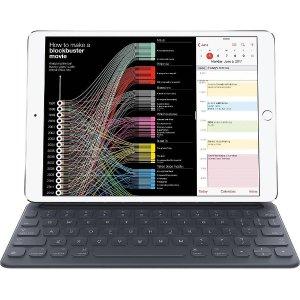 64GB $769.98(原价$869.98)10.5'' 新款iPad Air + 键盘套装 三色可选