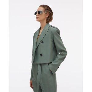 Helmut Lang短款西装外套