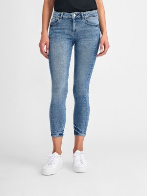 Florence Crop Mid Rise Skinny | Perry – DL1961