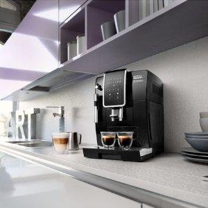 直邮超值价¥2570德龙 Dinamica ECAM 350.15.B 全自动咖啡机 卡布奇洛系统