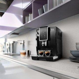 直邮超值价¥2687德龙 Dinamica ECAM 350.15.B 全自动咖啡机 卡布奇洛系统