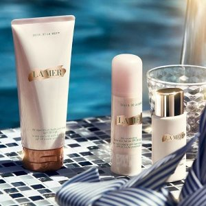 Free Giftwith any La Mer Beauty Purchase @ Saks Fifth Avenue