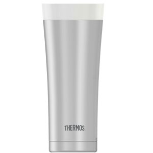 $9Thermos 16 Ounce Vacuum Insulated Stainless Steel Travel Tumbler, Stainless Steel