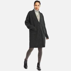 $39.9 (原价$59.9) 多种颜色可选Uniqlo优衣库 纯羊毛大衣热卖 温暖你的冬天