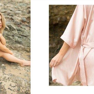 让一件丝绒睡衣,陪你过浪漫暖冬❤Cloroom睡衣测评