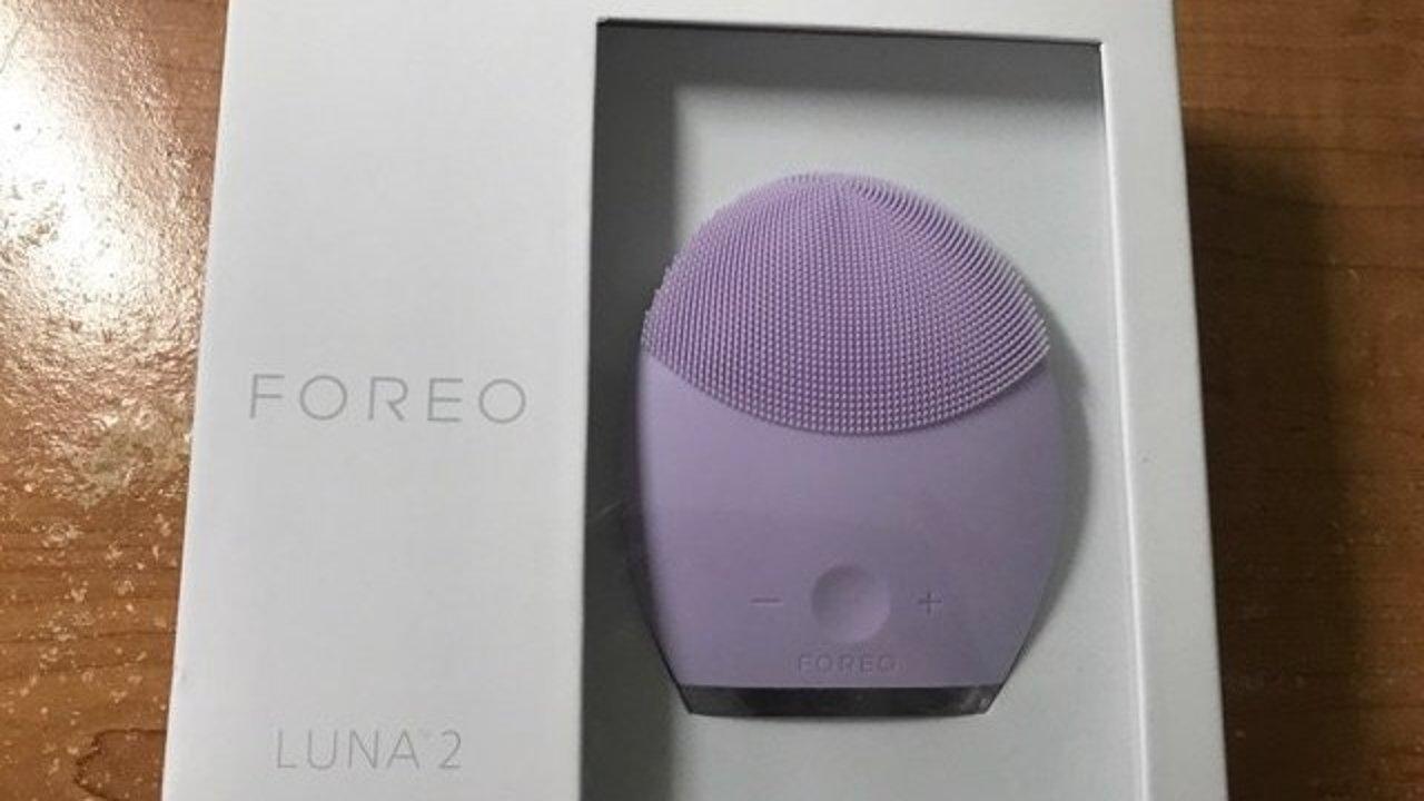 Foreo Luna2 敏感性肌肤洗脸刷