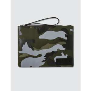Valentino迷彩手包