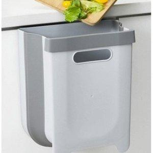 $10.32(原价$35)白菜价:空中垃圾桶 可折叠 告别传统垃圾桶 不用弯腰就可倒垃圾