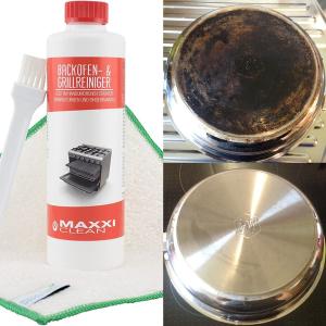 1000ml仅€10.9 轻松去油污Maxxi Clean 去污神器 清除厨房重油污 厨具焕然一新