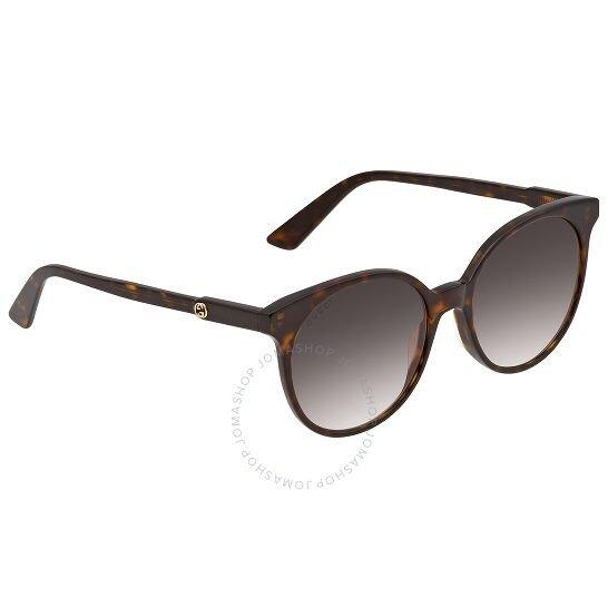 棕色猫眼墨镜