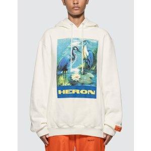 Heron Preston仙鹤连帽衫